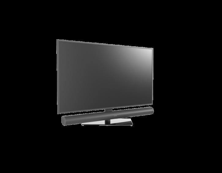 Cavus TV Tischständer drehbar mit Halterung für Sonos ARC