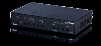 CYP EL-7300 PRÄSENTATIONS-UMSCHALTER- HDMI/VGA/DISPLAY PORT