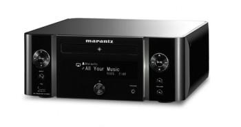 Marantz M-CR 611 CH Und Piega TMicro 40 AMT Schwarz Aussteller