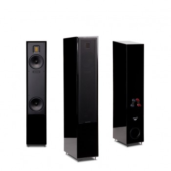 Martin Logan Motion 20 Black Gloss