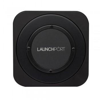 iPort LAUNCH WallStation (schwarz)