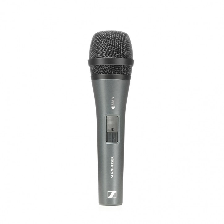 Sennheiser e 835-S Live Gesangsmikrofon
