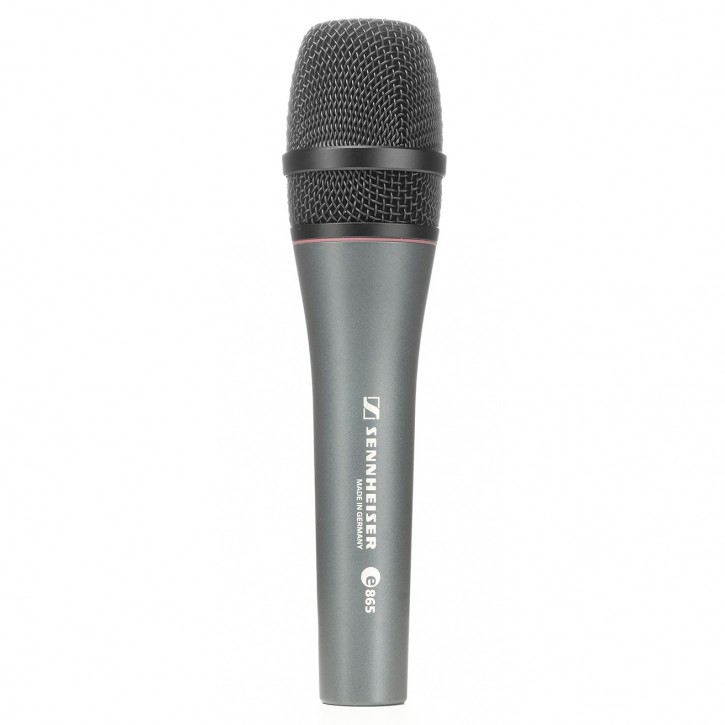 Sennheiser e 865 Kondensatormikrofon - Gesangsmikrofon