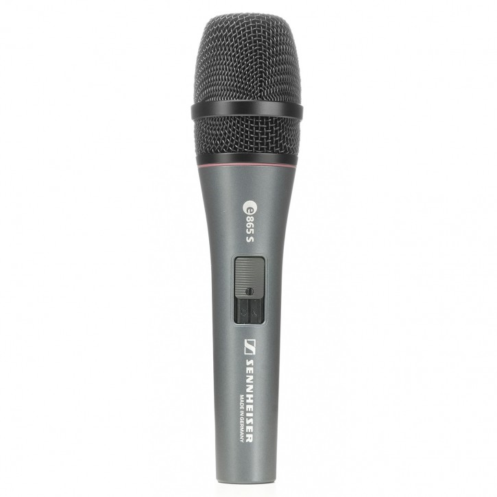 Sennheiser e865-S Kondensatormikrofon - Gesangsmikrofon