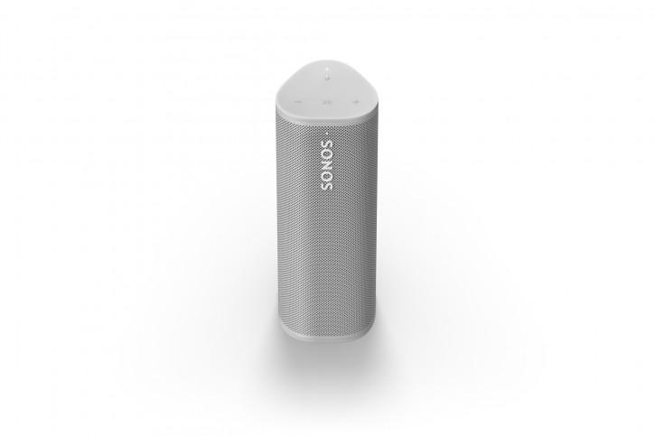 Sonos Roam weiss. Der mobile Speaker für all deine Abenteuer.