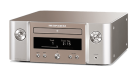 Marantz M-CR 612 Swiss Edition Melody Media Silber-Gold 4 Jahre Garantie