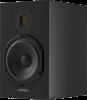 Piega Classic 3.0 Gehäuse schwarz Hochglanz - Abdeckung schwarz