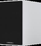 Piega Classic 3.0 Gehäuse weiss Hochglanz - Abdeckung schwarz