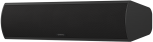 Piega Premium Center Small Gehäuse schwarz eloxiert - Abdeckung Stoff schwarz