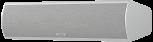 Piega Premium Center Small Gehäuse Aluminium - Abdeckung Stoff grau